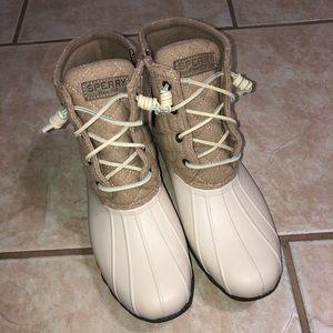 Women's Sperry duck boot